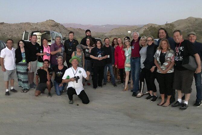 PERSONAL Sedona UFO Tour (MINIMUM 3 adults)