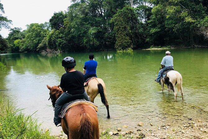 Xunantunich & Adventure Horse Ride