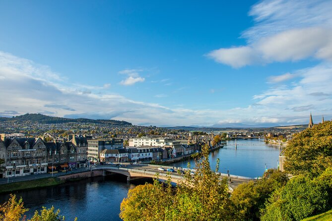 Inverness City Sightseeing - Red Route