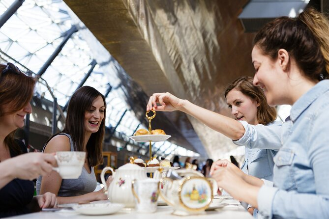 Afternoon Tea and Visit to Cutty Sark Ship in London