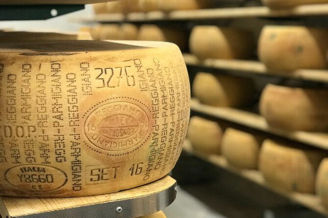 Private Parmigiano-Reggiano Tour in Montecoppe