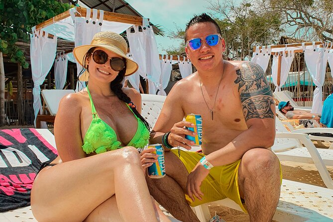 Enjoy Playa Blanca at the best place on the Beach.