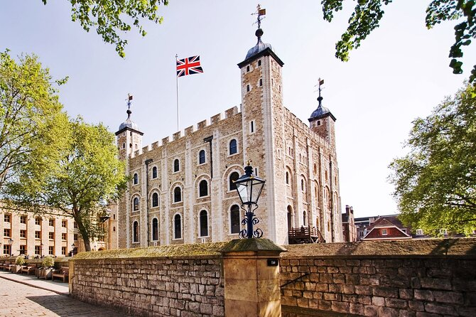 The Tower of London Admission Ticket with Self-Guided Audio Tour