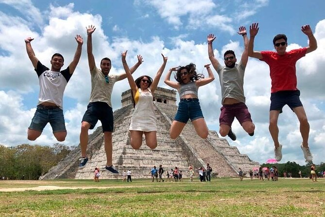 Private Full Day Tour to Chichen Itza and Mayan Sanctuary