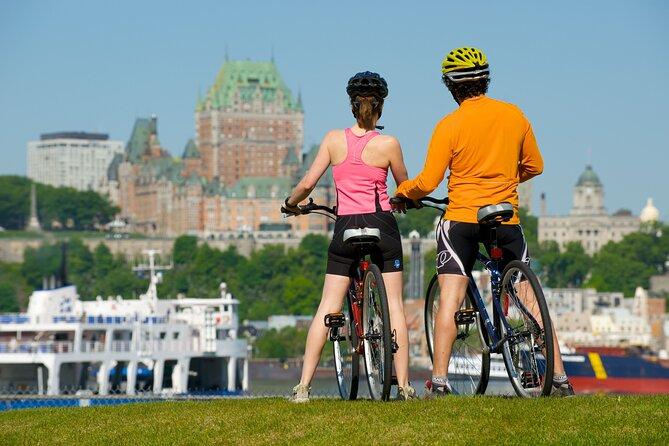 Québec City River Scenic Bike Tour