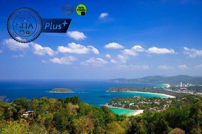 Phuket Island Introduction Tour Half Day (SHA Plus)