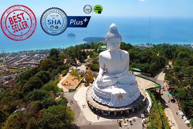 Private Tour: Amazing Phuket Island & Big Buddha Guided Tour (SHA Plus)