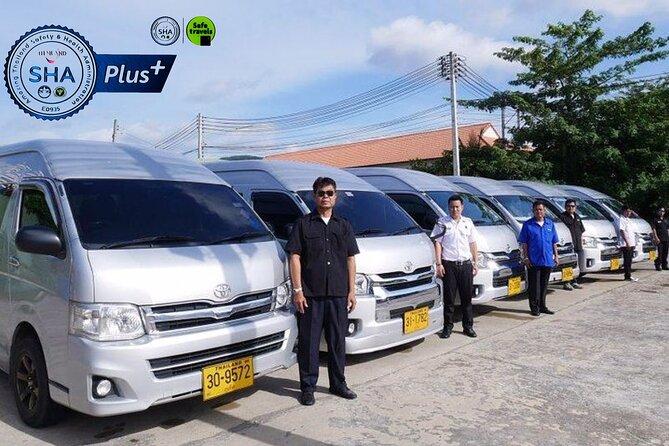 Phuket Shared Arrival Transfer (SHA Plus)