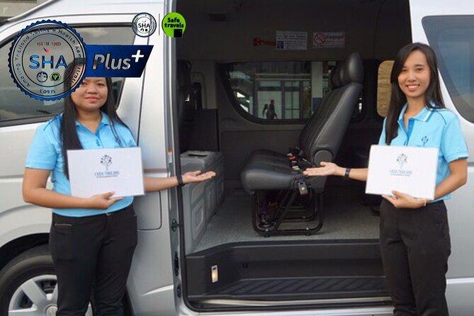 Private Tour: Phuket Mini Bus Rental with Guide/Driver (SHA Plus)