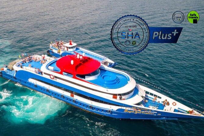 Phi Phi Islands by Ferry with Snorkeling and Lunch (SHA Plus)