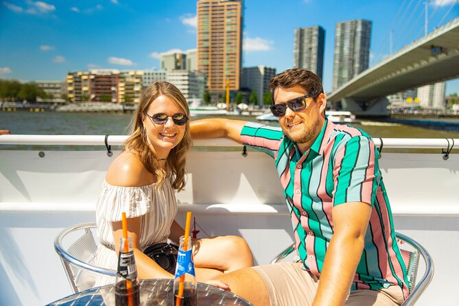 River Cruise Rotterdam 60 minutes