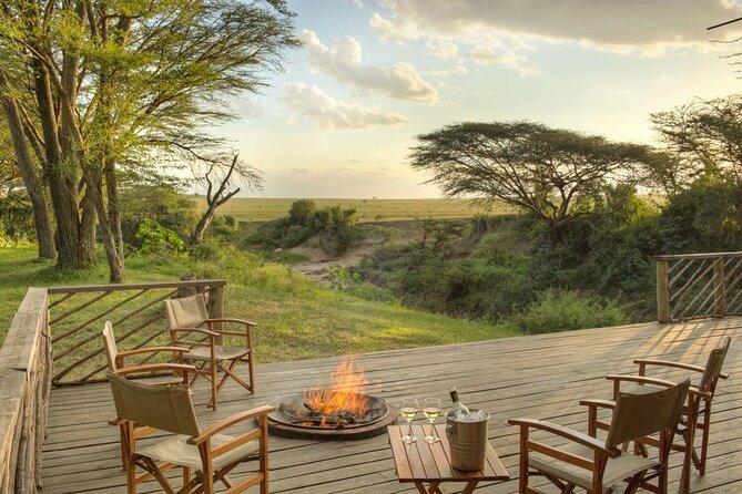 3 Days Masai Mara by Flight from Mombasa / Diani /(Basecamp Mara)