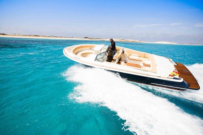 Full Day Private Cruise of Ibiza and Formentera