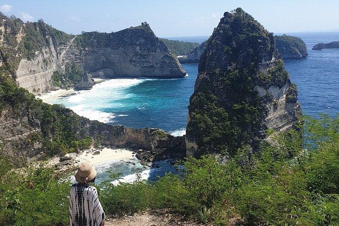 Departure From Bali island : 2- days 1 night Nusa penida island tour
