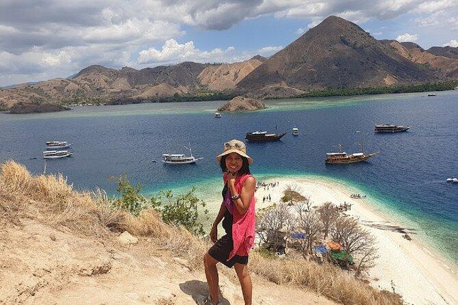 Half Day Sunset Komodo Dragon Tour: Rinca island,Kelor,Menjerite & Kalong island