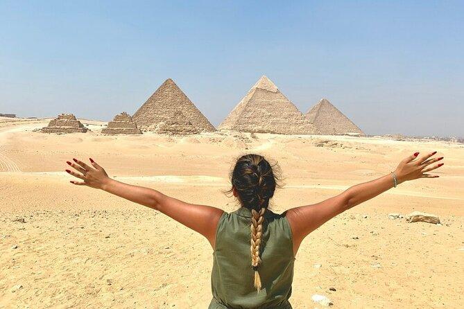 Private Tour to Giza Pyramids,Sphinx,Sakkara,and Memphis