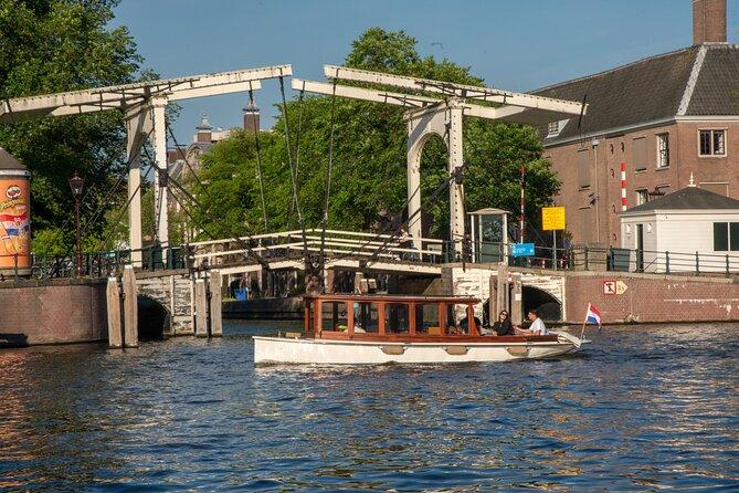 Privérondvaart - 90 minuten incl. drankjes op historische salonboot