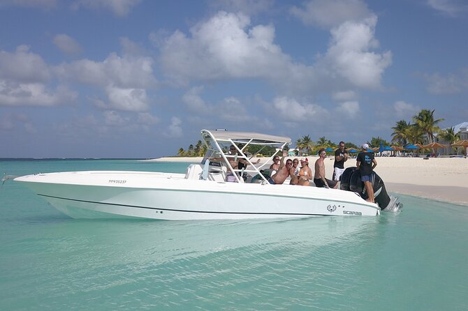 Full-Day Private Charter in St. Barthelemy
