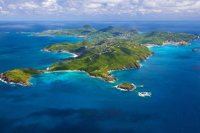 Full-Day St. Barth private charter