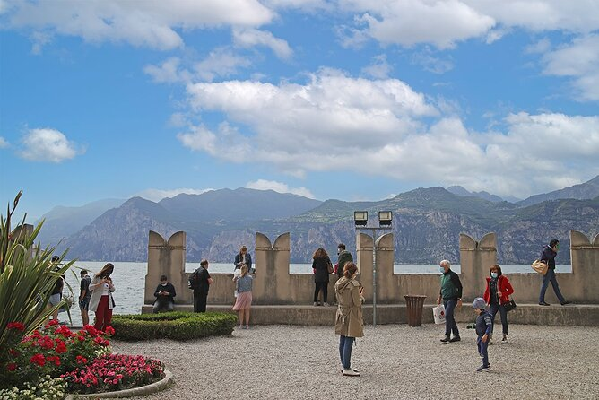 Malcesine Historical Center Guided Tour
