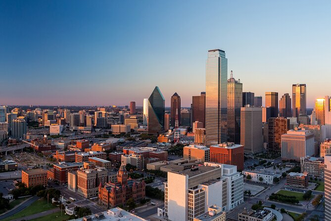 Small-Group Sightseeing Tour of Houston