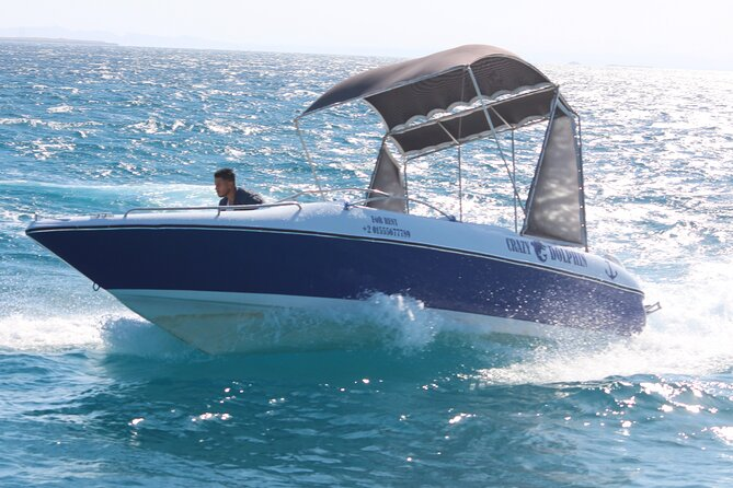 4 Hours Fishing & Snorkeling Sea Trip By Speed Boat With Water Sports - Hurghada