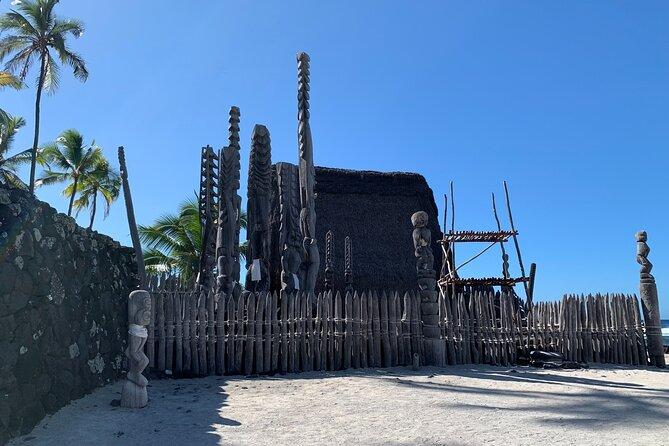 Private Tour - The 1819 Battle of Kuamo'O Battle of Religion