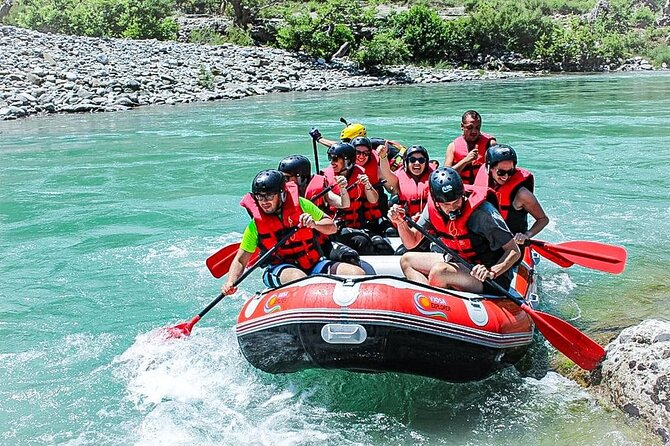 Rafting at Vjosa River and Hiking in South Albania in a 2 Day Tour