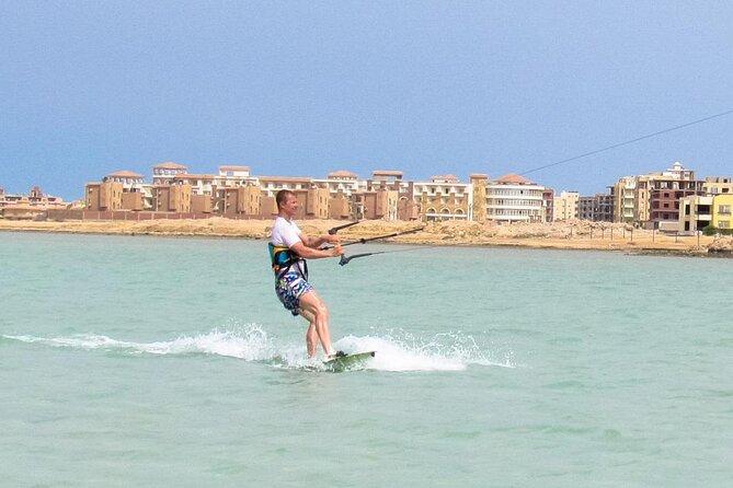 1 Hour Kite Surfing Intro - Hurghada