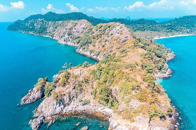 Koh Ngai, Koh Mook and Koh Kradan Private Boat Tour