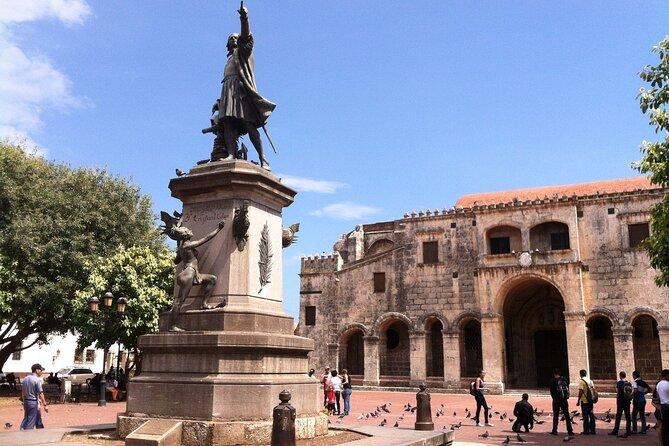 Walking Tour of the Historic Area of Santo Domingo