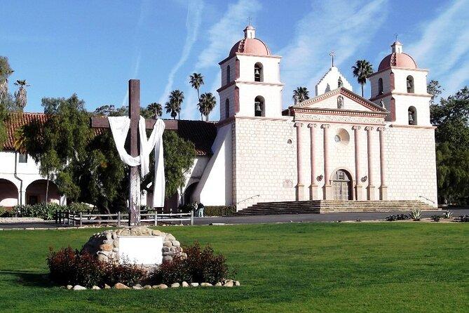 Private Half Day Tour of Santa Barbara's Architecture