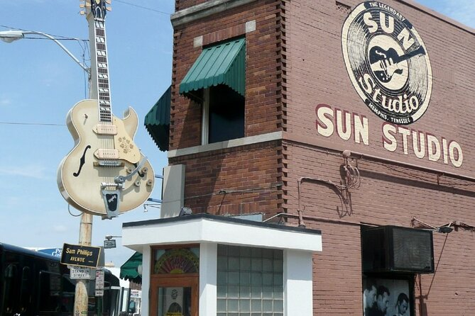Beale Street Private Tour with entrance to Sun Studio