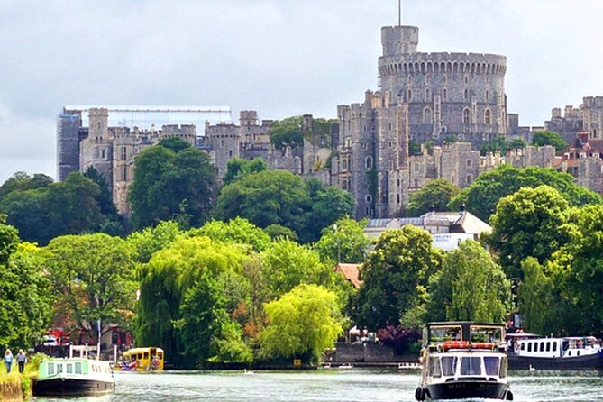Private Tour of Windsor Castle and Eton