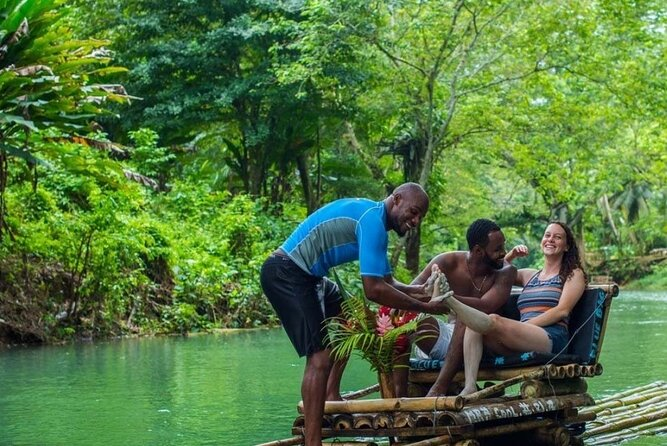 Excursão Safari no Rio Negro de Montego Bay