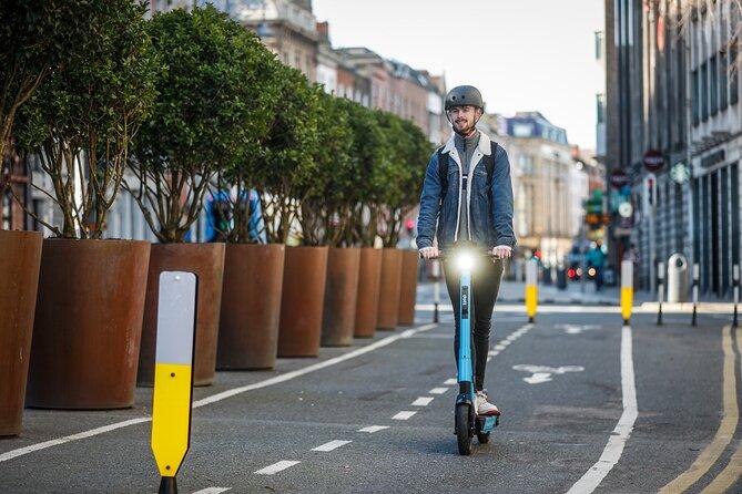 City of London E-Scooter Tour