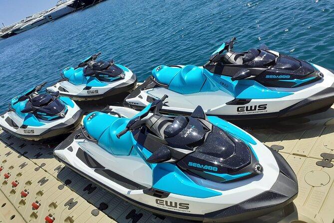 Jet Ski Tour in Playa d'en Bossa (30 Minutes)