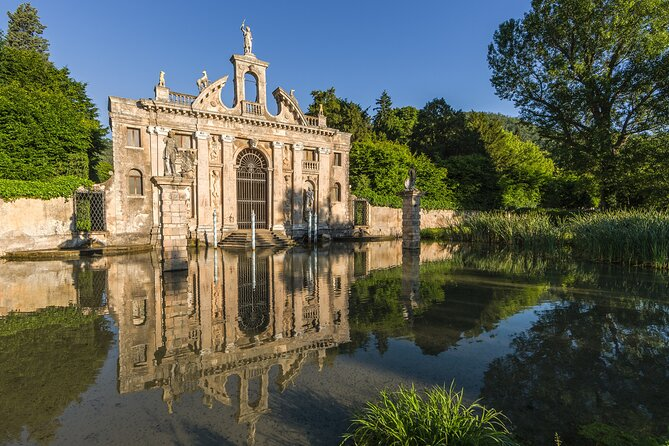 Tour to Villa dei Vescovi and the Valsanzibio Garden from Padua