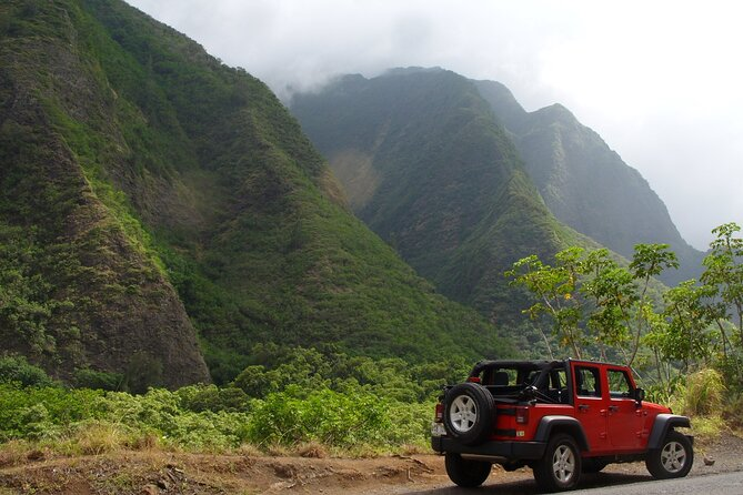 Road To Hana: Maui Waterfall Hiking Tour in Private Jeep