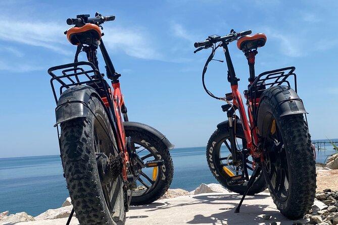 Self-guided E-Bike Tour on the Trabocchi Coast in Abruzzo