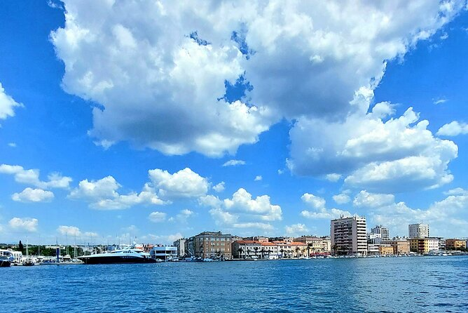 Airport Transfers from Zadar