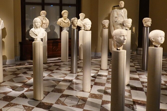 Kunsthistorisches Museum Private Tour, inc Egyptian and Near Eastern Collection