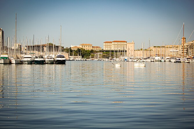 2 Hour Walking Tour in the Old Port - The Heart of Marseille