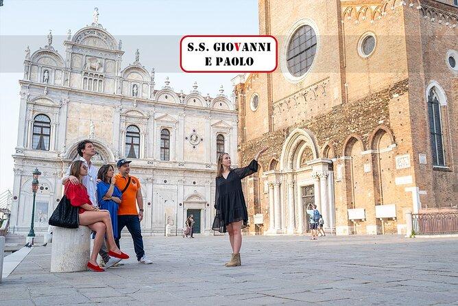 Unusual Venice Walking Tour