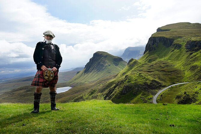 Full-Day Private Isle of Skye Tour