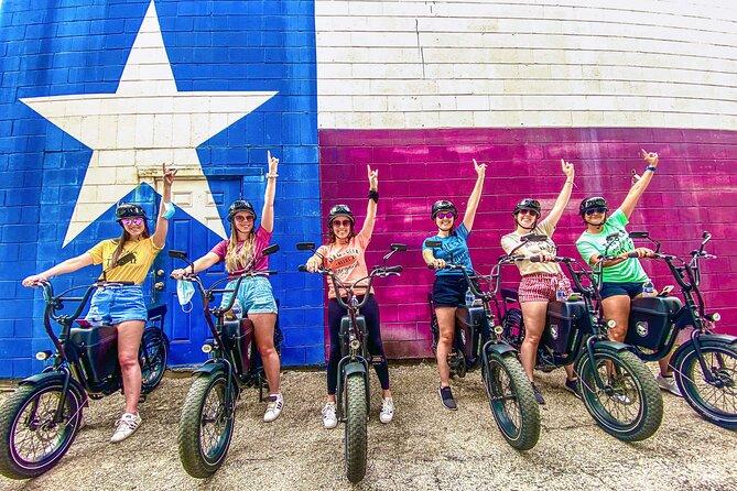 Austin Biker Gang E-Bike Adventure