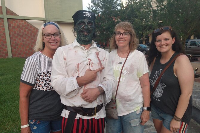 Zombie-Guided Cemetery Tour in Galveston