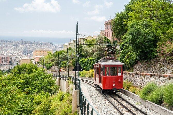 Tour on the Via Postumia of Genoa