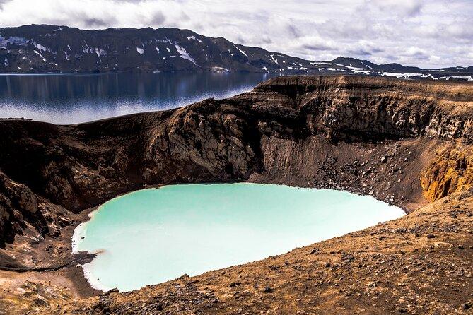 Askja Caldera and Viti Crater 4x4 Tour from Akureyri