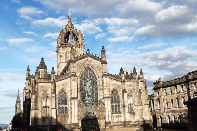 Private Tour of Edinburgh Hidden Old Town